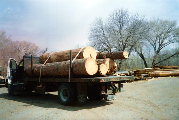 Heart Pine Loaded